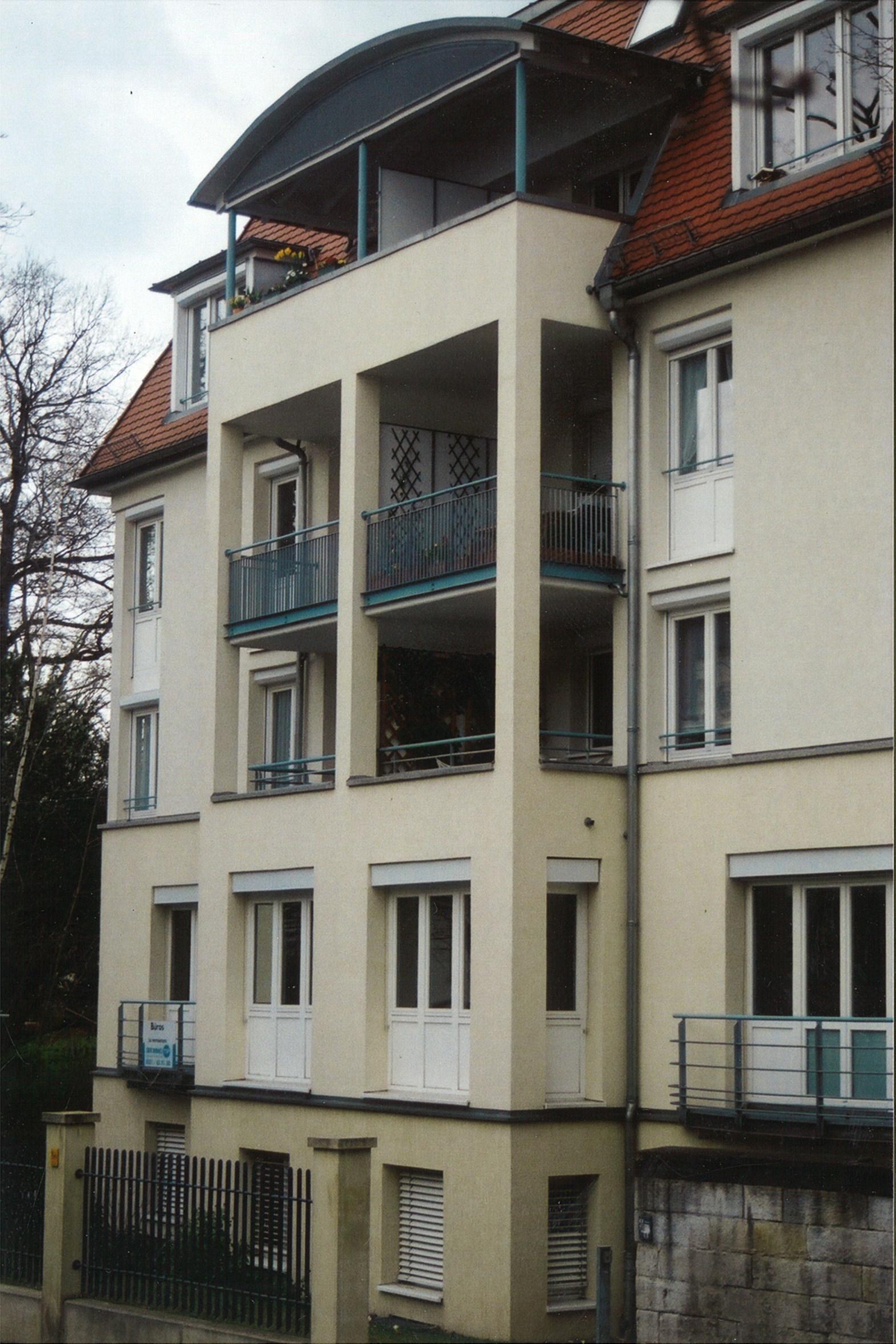 Dresden-Blasewitz, Mendelssohnallee 17
