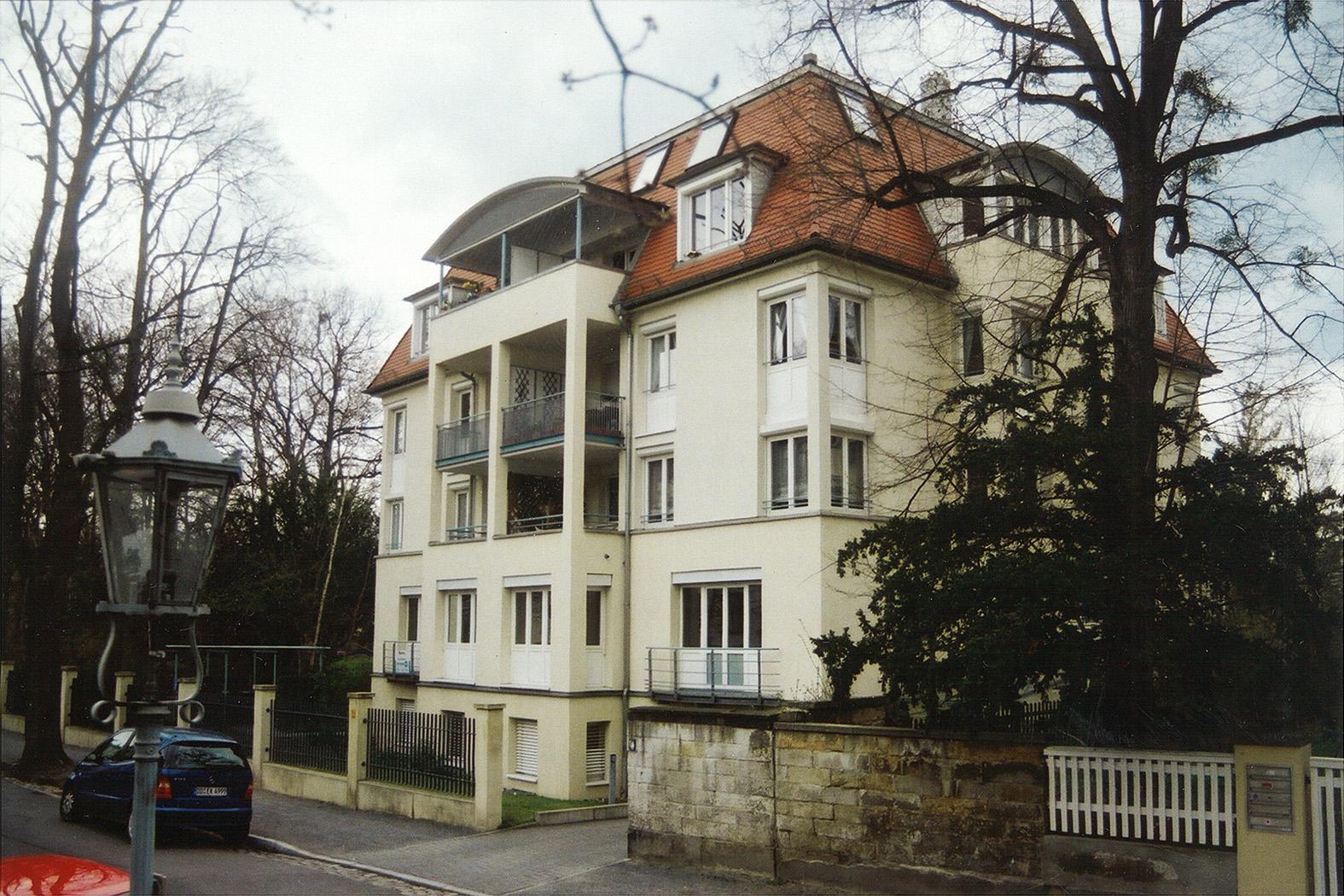 Dresden - Mendelsohnallee
